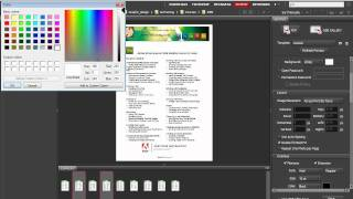 Create PDF Documents With Adobe Bridge