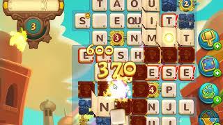 Alphabetty Level 689(french)