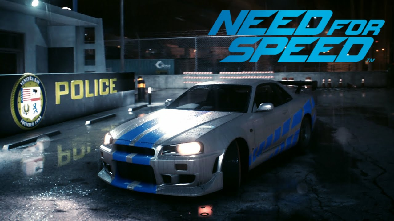 Need for Speed 2015 - NISSAN Skyline GT-R Tuning - YouTube