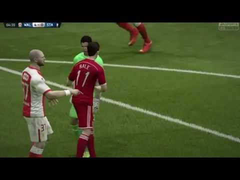 [FIFA 15] Bale doesn't dive