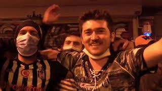 Болельщики Бешикташа празднуют победу в турецкой Суперлиги Чемпионский титул спустя четыре года