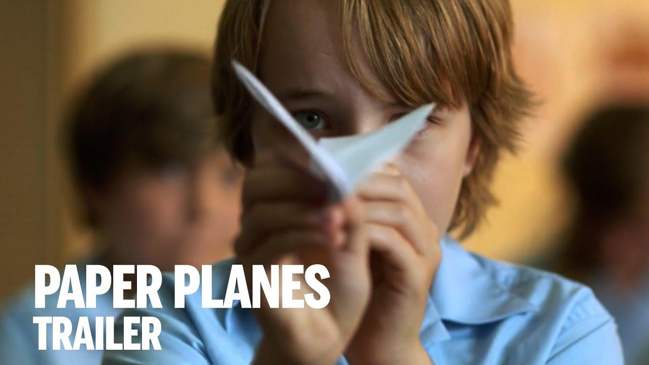 PAPER PLANES Trailer   TIFF KIDS 2015