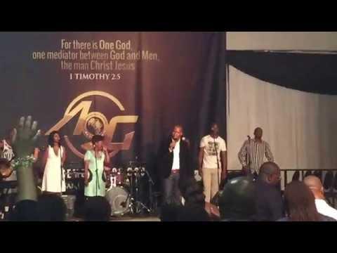 Tshepiso Motaung with Sandton AOG Worship Team // Ngcwele/ Inkazimulo