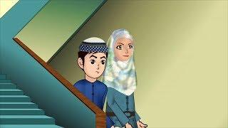 When going upward Abdul Bari Urdu Islamic Cartoons for children