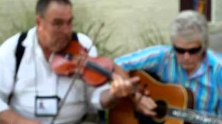 Jubilo aka Kingdom Coming/ Dan Holman guitar, Hillar Bergman fiddle