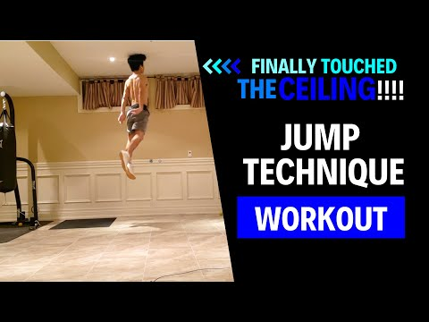 How to Jump Higher! – Vertical Jump Technique