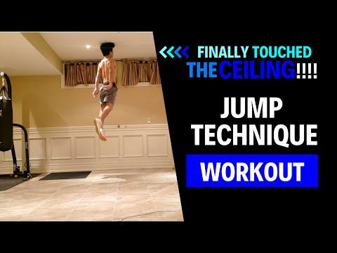 How to Jump Higher! – Vertical Jump Technique