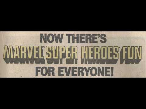 COMIC MAN PRODUCTIONS: MARVEL SUPERHEROES GENERAL MILLS CEREAL GAMES THOR COMIC BOOK AD 1980