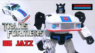 【トランスフォーマー スタジオシリーズ 】SS86-01 ジャズ ヲタファの変形レビュー / Transformers Studio Series JAZZ