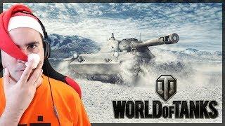 Ο ΑΝΙΚΑΝΟΣ ΣΤΡΑΤΙΩΤΗΣ! (World Of Tanks #3)