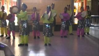 Kompang Selawat SKTAR 2012 - Lagu 1