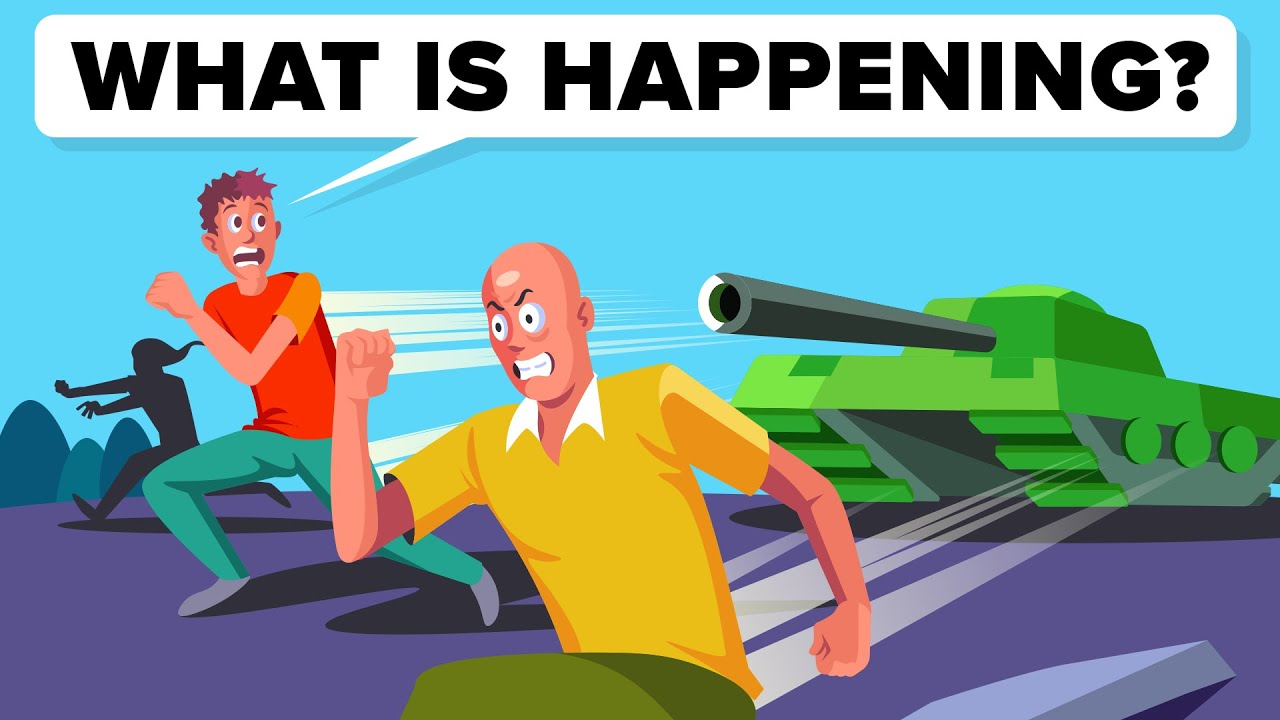 Download True Story of Man Who Stole a Tank and Went on an Insane Highway Rampage