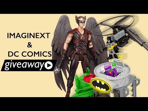 Imaginext & DC Comics Giveaway
