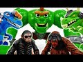 Download mp3 Let's Defeat The Fierce Ogre~! Here Comes The Good Apes #ToyMartTV for free