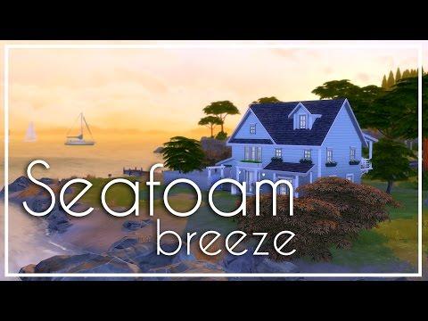 The Sims 4 Speed Build - Seafoam Breeze