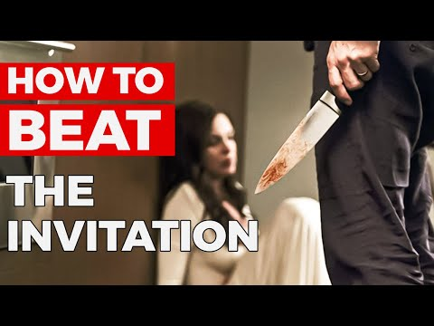 "How to Beat ""The Death Ritual Game"" in The Invitation (2015)"