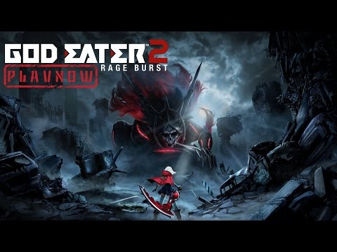 PlayNow: God Eater 2 Rage Burst | PC Gameplay