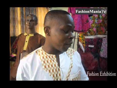 Accra Polytechnic Fashion Design Textiles Students Fashion Exhibition Youtube