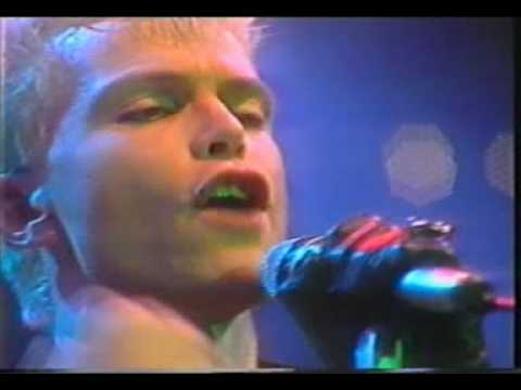 BILLY IDOL-Eyes Without