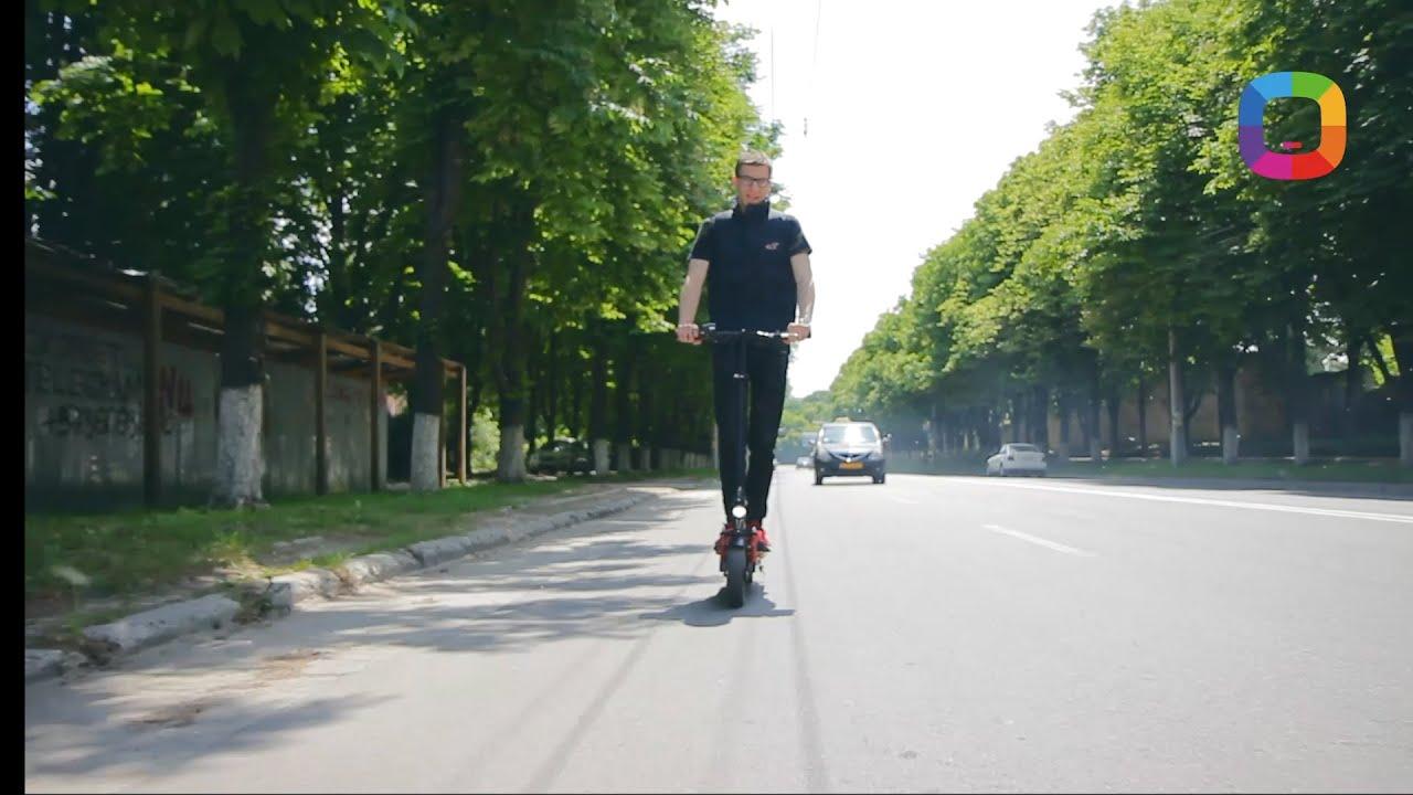 Gyro-scooter vs. Trotinetă electrică (review română)