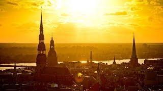 !ЧАСТЬ 2! Незабываемые деньки в Латвии (Рига, Юрмала)