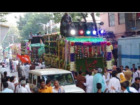 Eid Milad Un Nabi Juloos Mumbai 21-11-2018