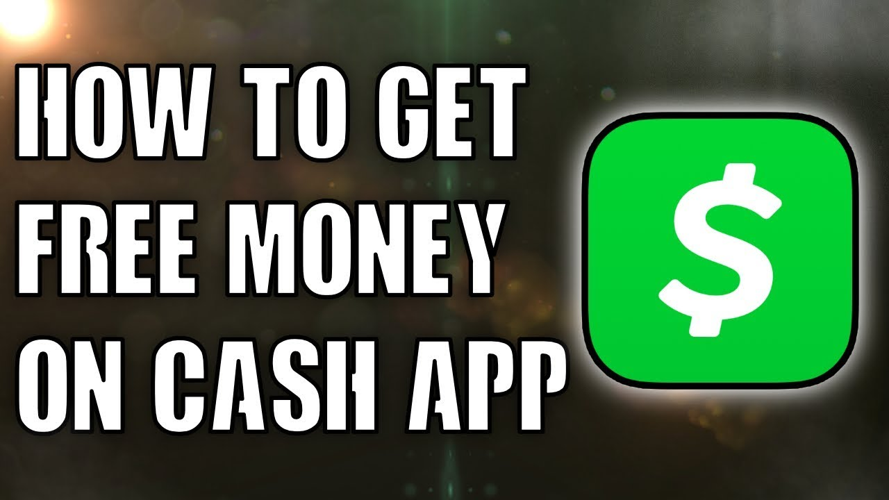 How To Get Free Money On Cash App (2018) - YouTube