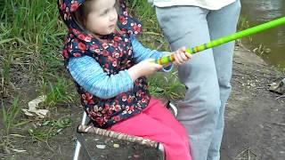 Клёвая рыбалка карася - 06.06.2015г., с гражданочками, мечта! ч.2