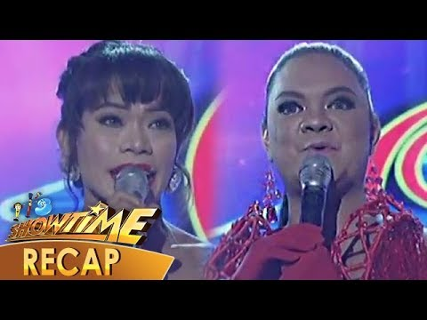 It's Showtime Recap: Miss Q & A contestants in their wittiest and trending intros - Week 2