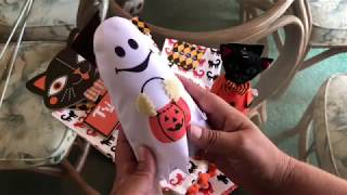 Spooky Fun Halloween Haul 99 Cent Only Store & Dollar Tree 2019