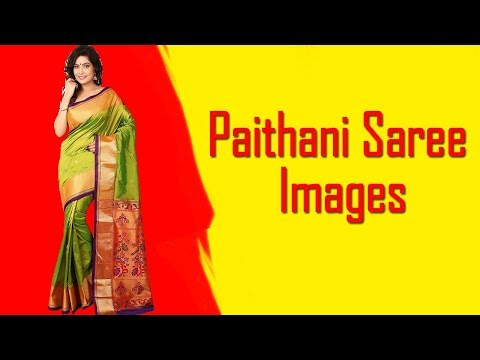 Paithani Saree Images – Best Pick From Maharashtra