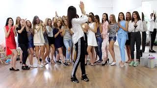 Golden Models Мастер-класс с Оксаной Рубленко г.Липецк