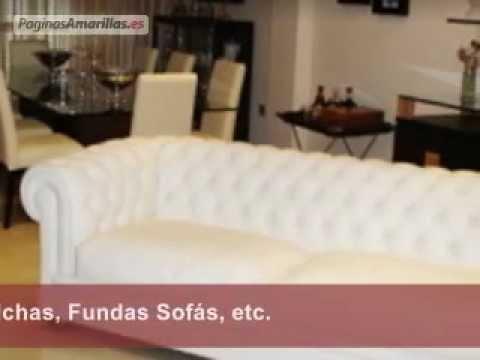 Tapicer a y decoraci n cristal en torremolinos youtube for Tapiceria y decoracion