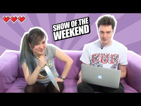 Show of the Weekend: Ellen vs Luke's Kingdom Come Deliverance Survival Simulation