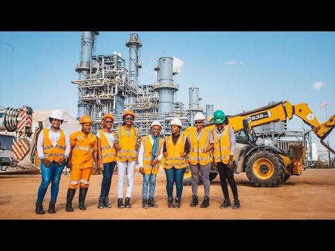 CSI Energy Group: Kinyerezi II Combined-Cycle Power Plant (240 MW)