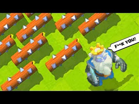 Funny Moments & Glitches & Fails #18 | Clash Royale Funny Montage