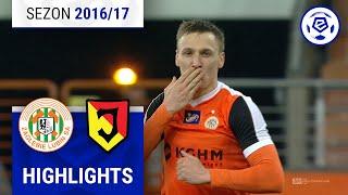 Download Video Zagłębie Lubin - Jagiellonia Białystok 3:4 [skrót] sezon 2016/17 kolejka 28 MP3 3GP MP4