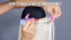 How To Make A Closure Wig Using Glue (Beginner Friendly) JazzieJaeT