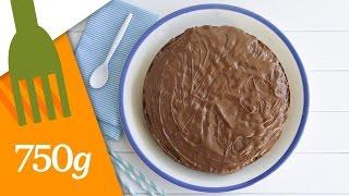 Recette Du Crazy Wacky Cake Ou Gâteau Complètement Fou Au Chocolat - 750 Grammes