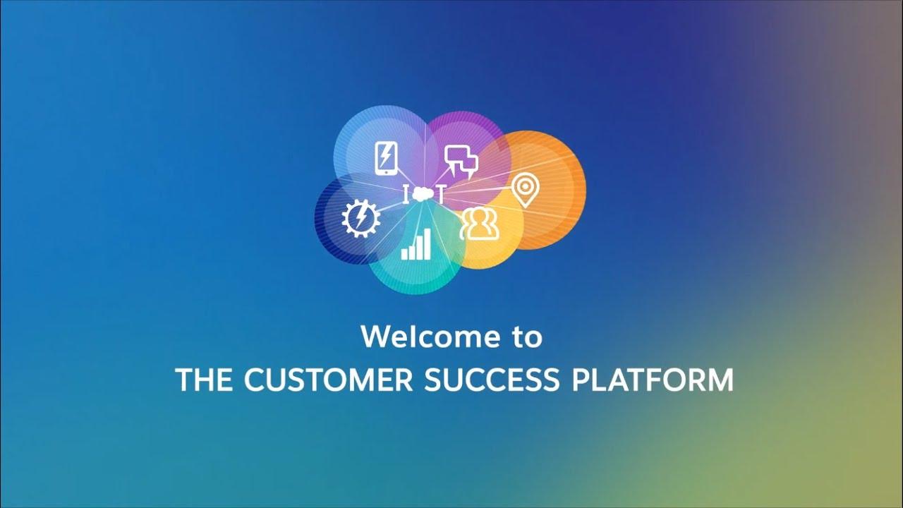 Salesforce Customer Success Platform (CSP) - YouTube