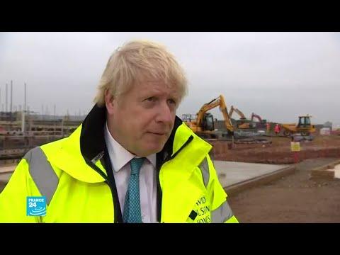 انتخابات بريطانيا: كوربن يروج لبرنامج -تغيير جذري- وجونسون يصفه بالخيالي  - نشر قبل 23 دقيقة