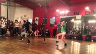 SHE TWERKIN - CA$H OUT. MattSteffanina Choreography @ MDC