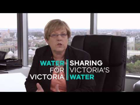 Water for Victoria: Message from the Minister for Water