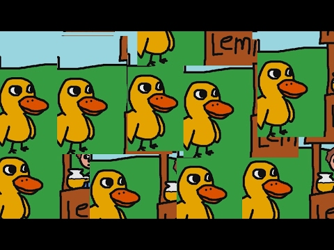 The Duck Duck Song Song Song