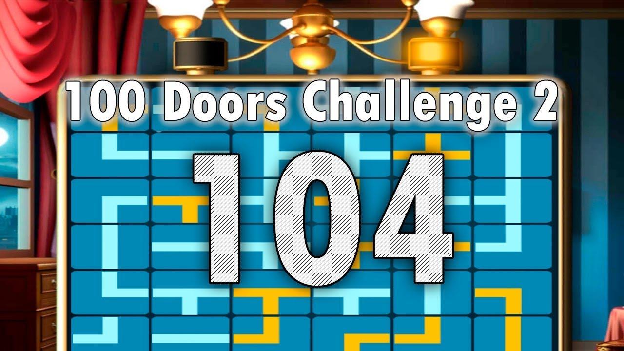 104 Uroven 100 Doors Challenge 2 Prohozhdenie Youtube