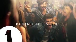 Union J - Tonight (We Live Forever) - Radio 1 Behind The Scenes