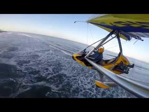 Ultralight Trike Flight