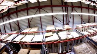 Planta central de producción de Wahl GmbH