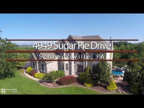 4949 Sugar Pie Dr. Schnecksville, PA 18078