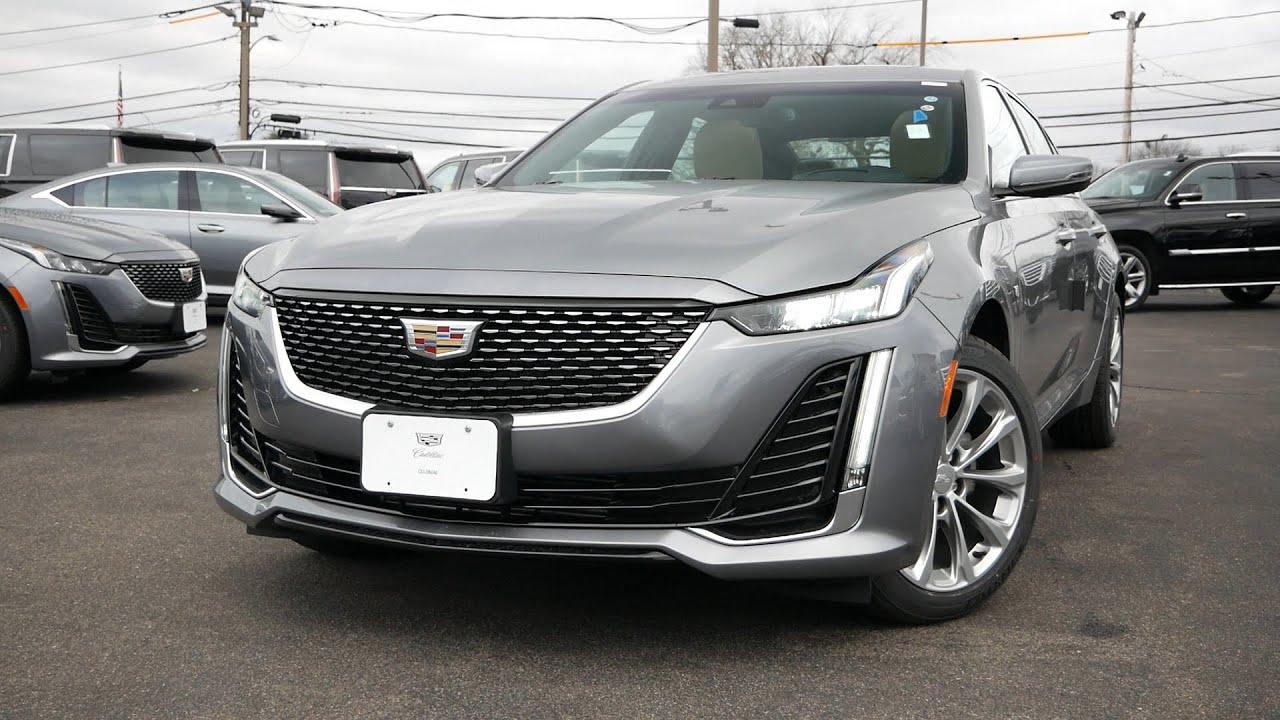 2020 Cadillac Ct5 Premium Luxury Review Start Up Revs And Walk Around Youtube